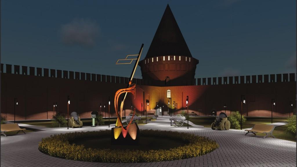 башня Орёл