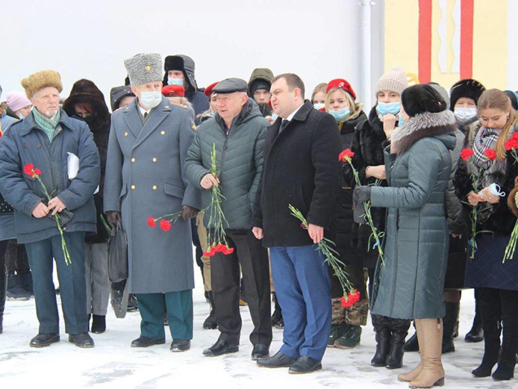 День Памяти «В том сорок третьем…памятном году», 78-летие освобождения Новодугинского района (фото smolensk.er.ru)