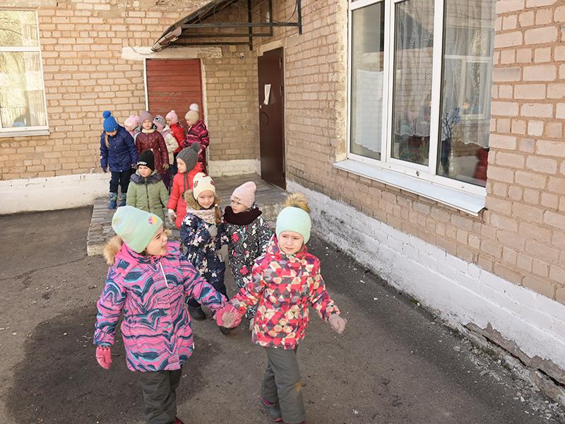 детский сад Одуванчик