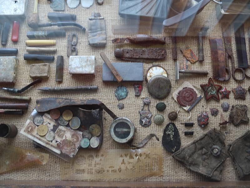 экспонаты музей Верхнеднепровский