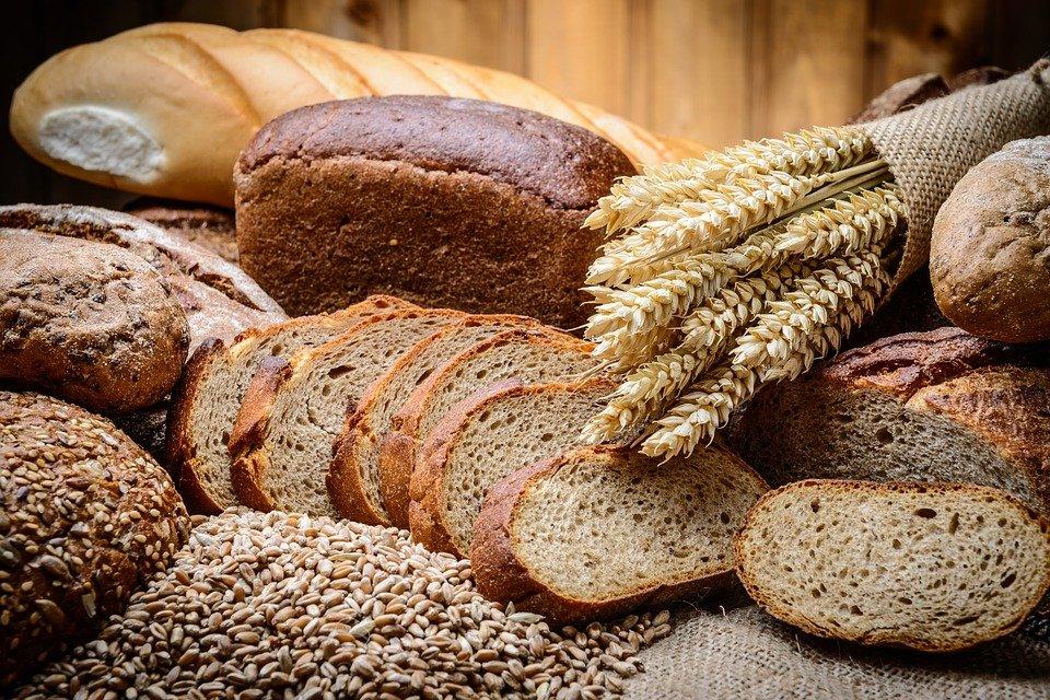 хлеб мука