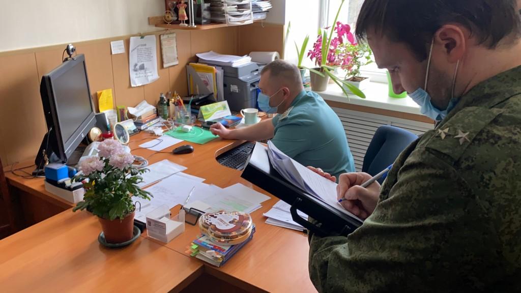 кабинет Софьи Святковской, Смоленская таможня, взятка (фото smolensk.sledcom.ru)