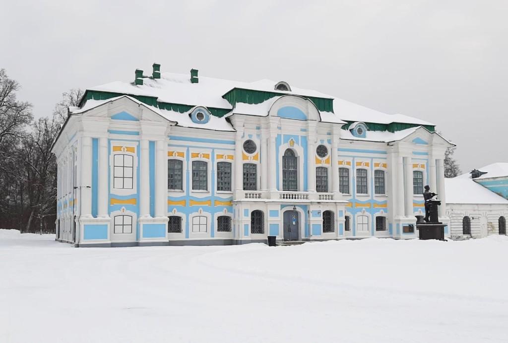 музей-заповедник Хмелита, усадьба Грибоедова, 2021 г. (фото vk.com museum_khmelita)