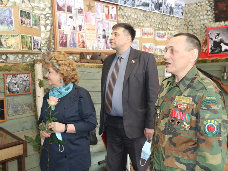 Нина Куликовских отряд