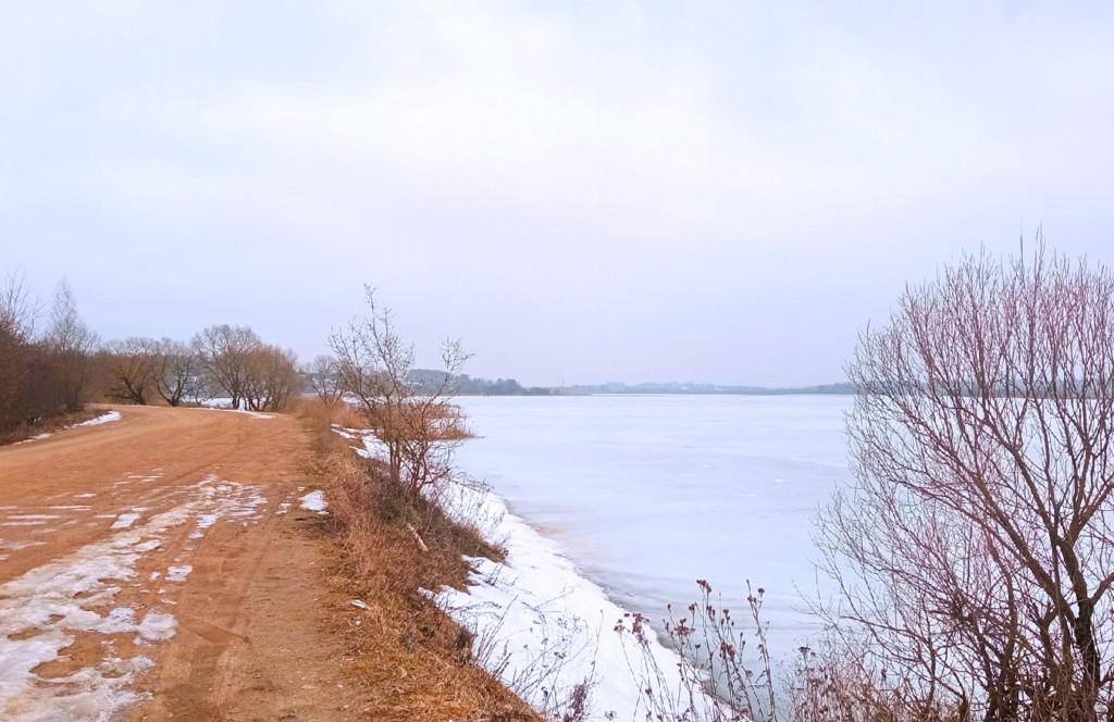 озеро ТЭЦ-2, март 2021 (фото 67.mchs.gov.ru)