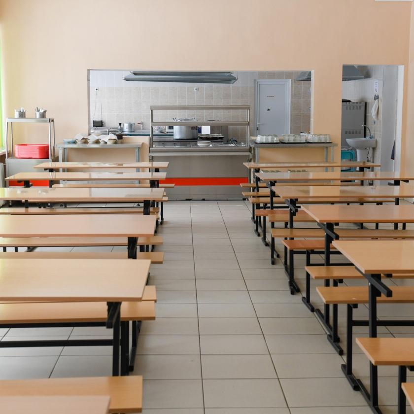 пищеблок Кармановская школа