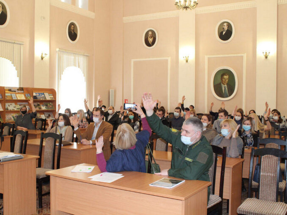 публичные слушания о создании ООПТ регионального значения «Вязовенька – Пасовский лес» (фото opsmol.ru)