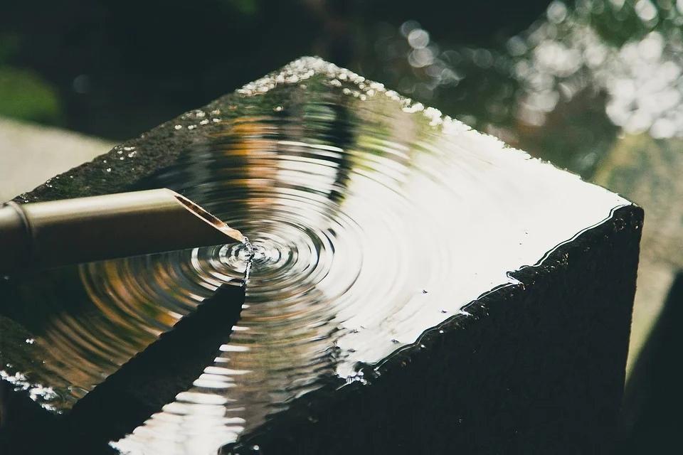 скважина вода колодец