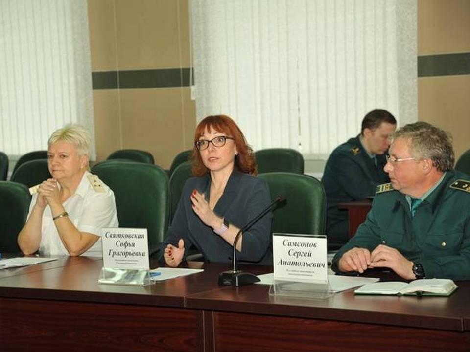 Сухорукова, Святковская, Самсонов, Смоленская таможня Центрального таможенного управления ФТС России
