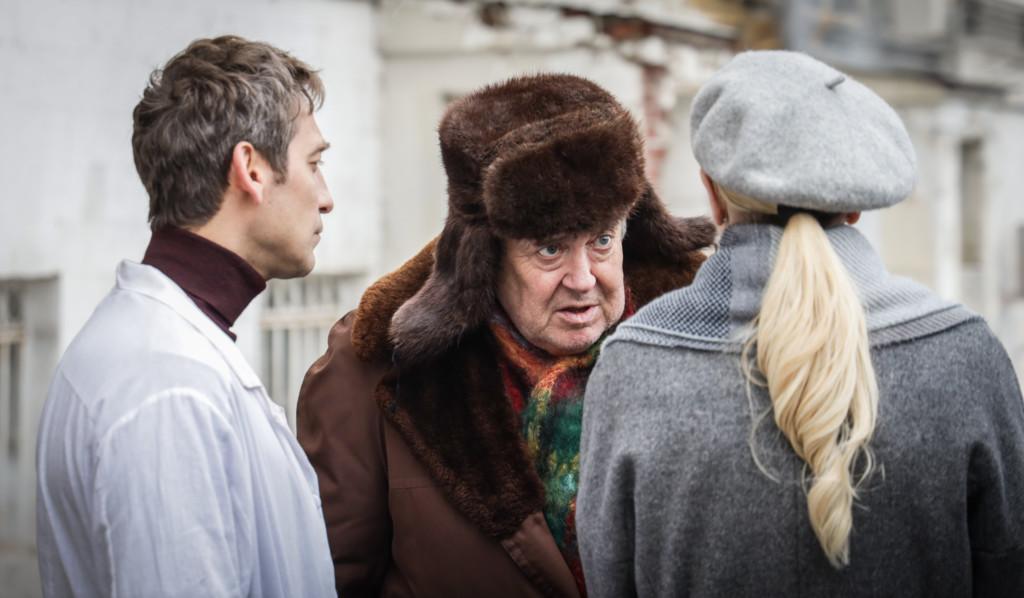 Вампиры средней полосы, Стоянов (фото пресс-службы START)