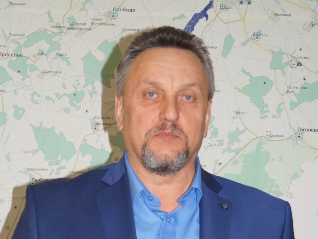 Виктор Титов, Монастырщинский район (фото vk.com club159177245)