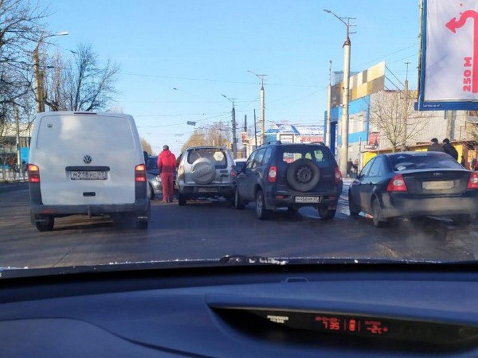 ДТП 8.04.2021, Шевченко, Chevrolet Niva (фото t.me Lexech)