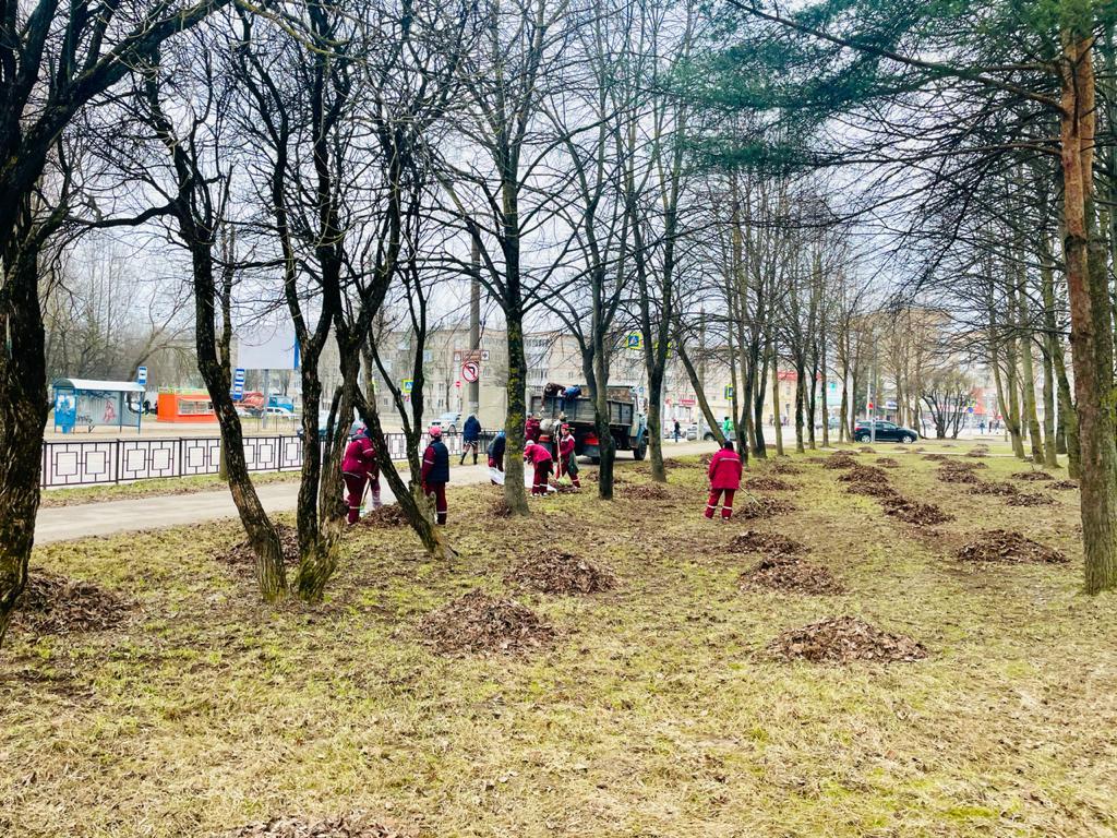 генуборка парка 1100-летия Смоленска и прилегающих территорий_3