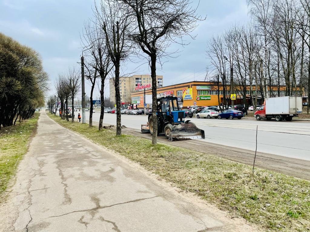 генуборка парка 1100-летия Смоленска и прилегающих территорий_4