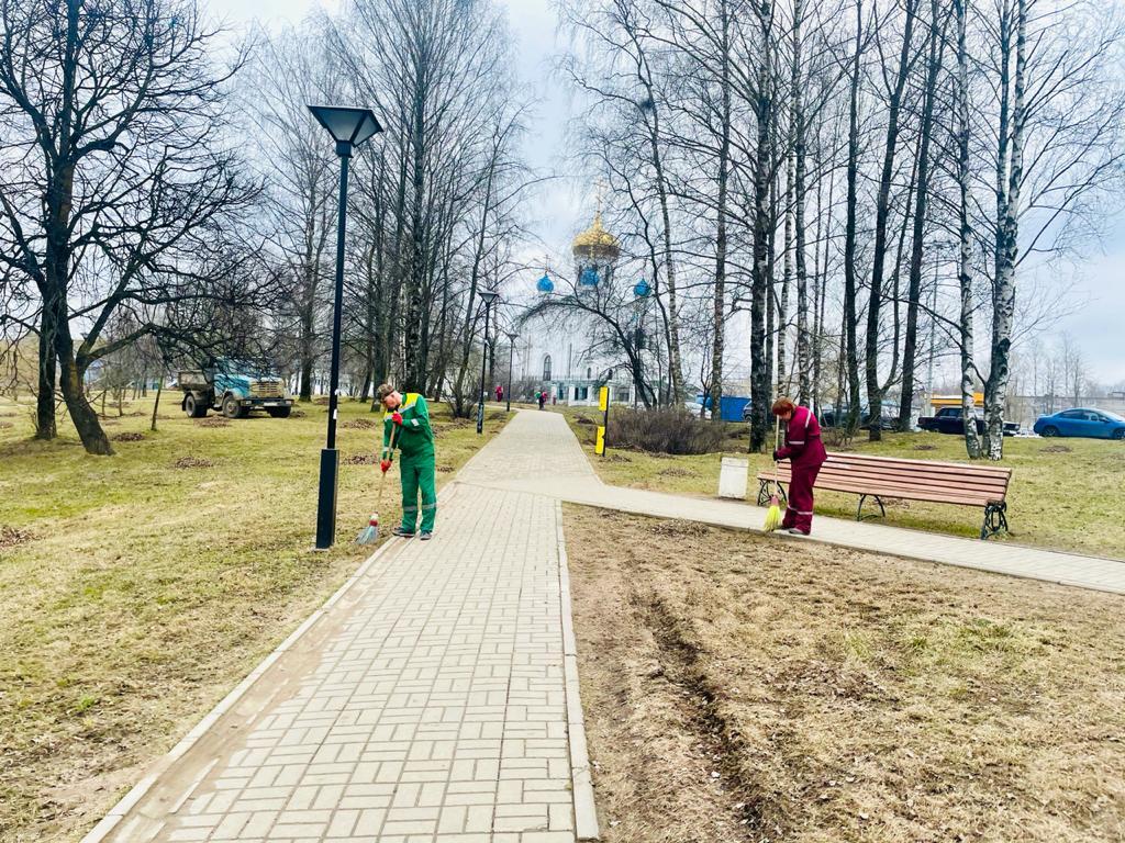 генуборка парка 1100-летия Смоленска и прилегающих территорий_7