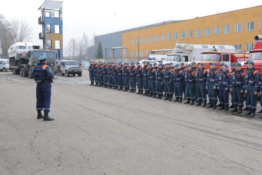 В Смоленской области прошли командно-штабные учения по ликвидации ЧС