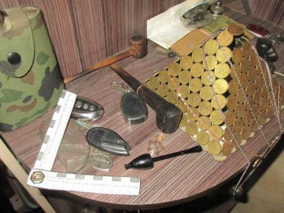 солевой наркопритон в Ярцеве (фото 67.mvd.ru)