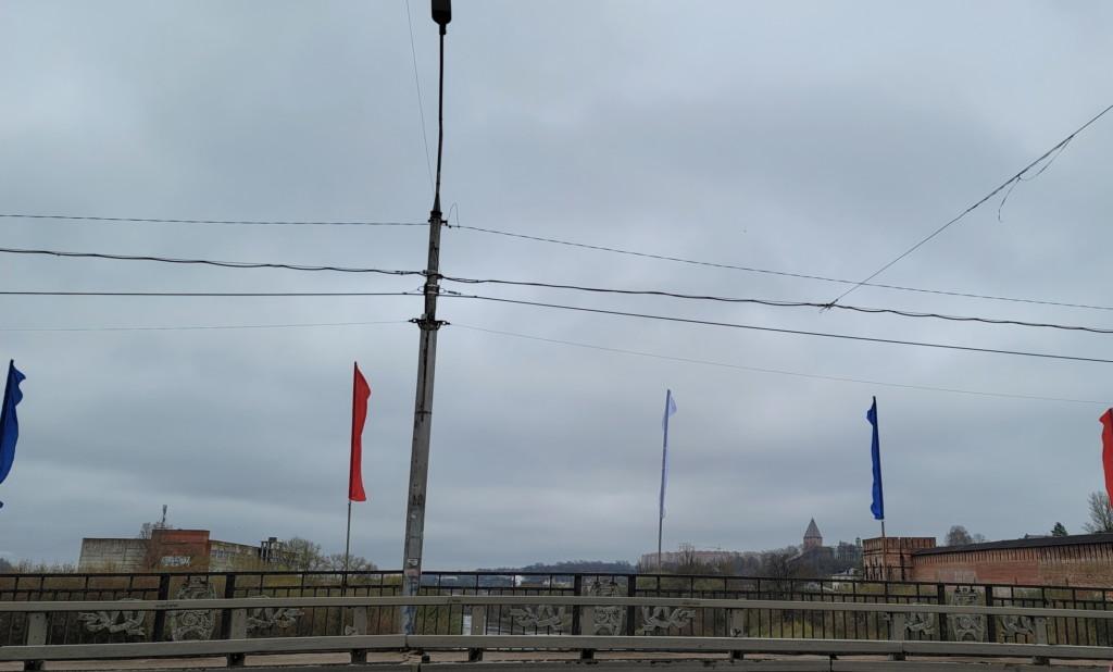 Успенский мост 29.04.2021 (фото 67.mchs.gov.ru)