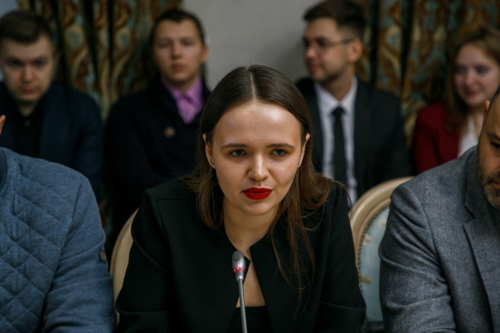 Алёна Булгакова (фото 2020.oprf.ru)