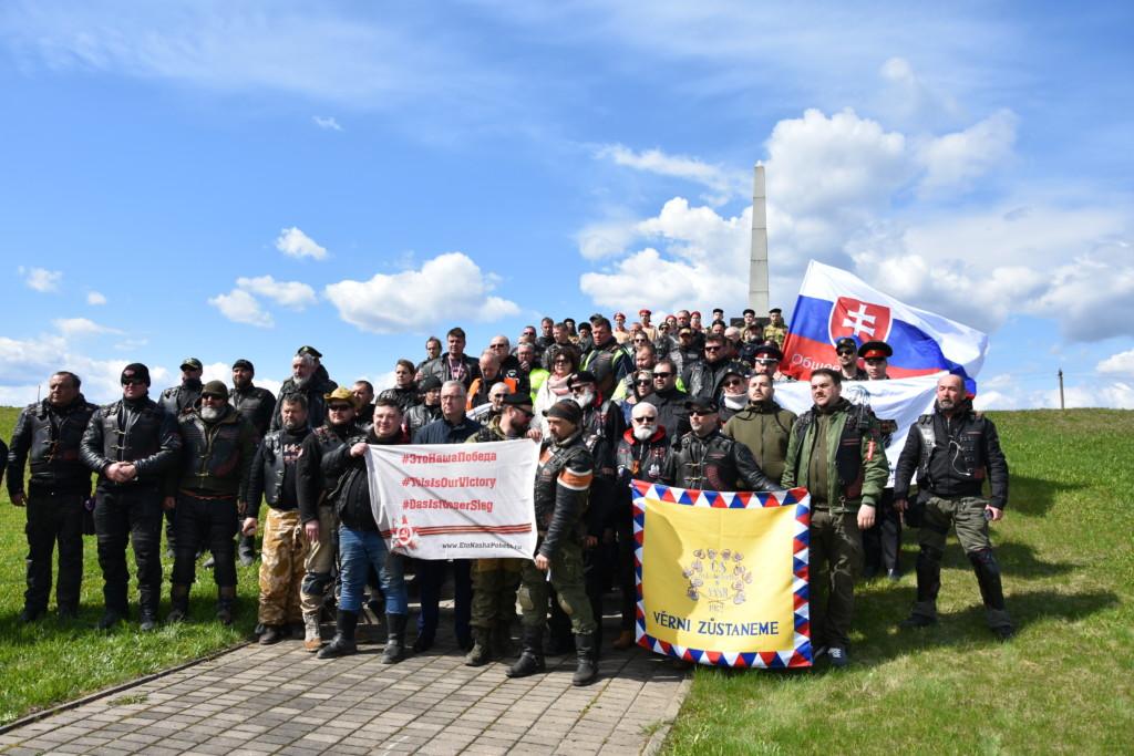 Через Смоленскую область прошел мотомарш «Дороги Победы – Дорога домой»