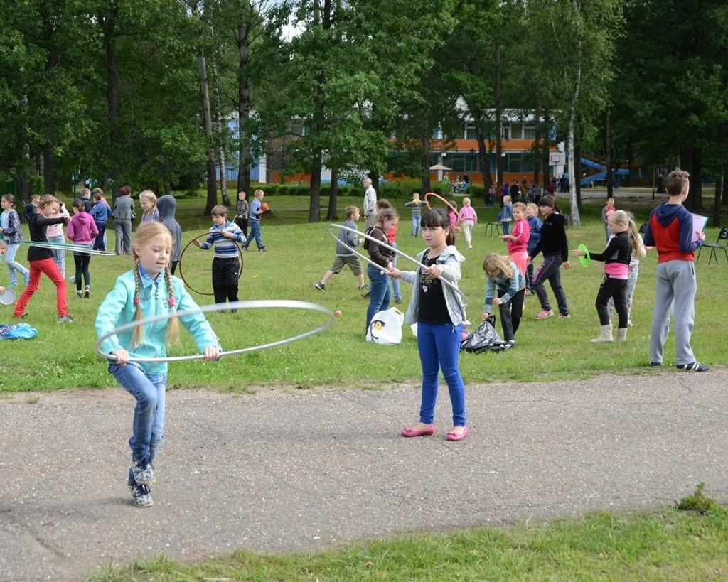 летний детский лагерь, оздоровительная кампания (фото admin-smolensk.ru)
