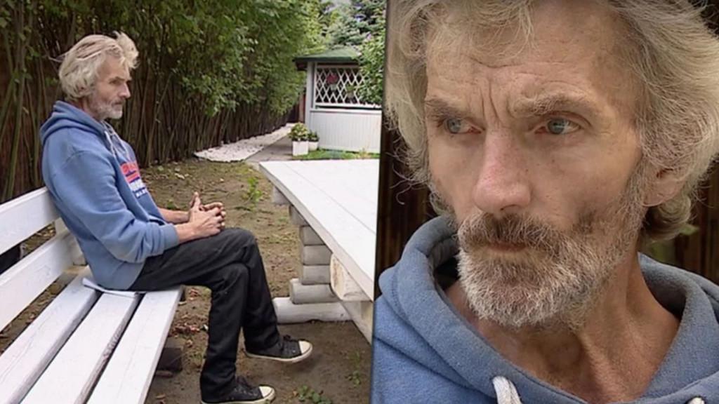 Николай Ерофеев, рабство в Польше (фото - Interwencja Polsat News)
