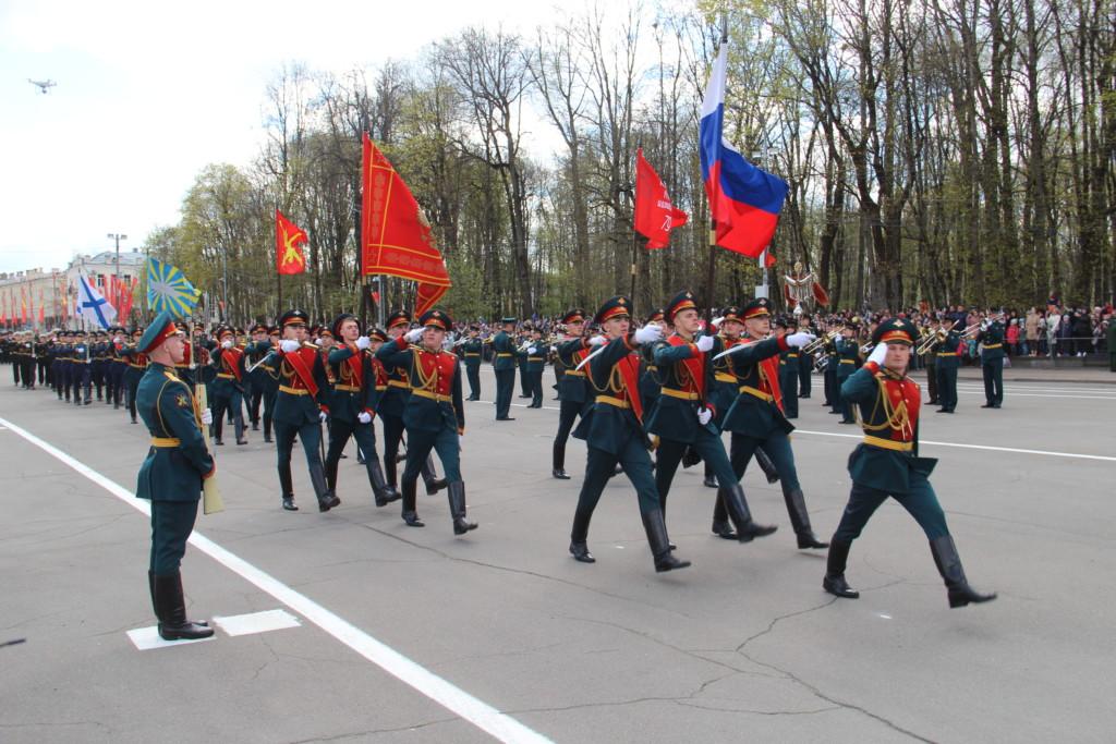 Парад Победы 9.05.2021 в Смоленске (13)