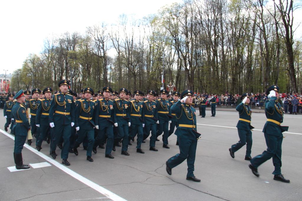 Парад Победы 9.05.2021 в Смоленске (17)