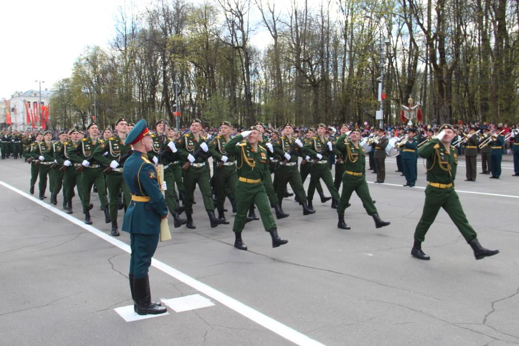 Парад Победы 9.05.2021 в Смоленске (18)