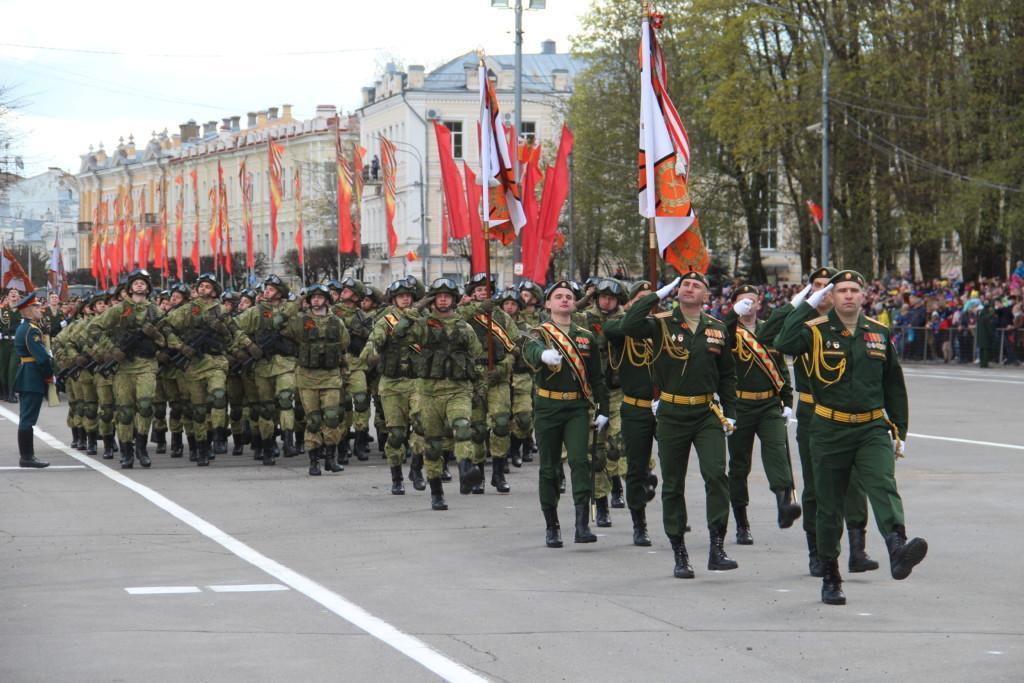 Парад Победы 9.05.2021 в Смоленске (19)