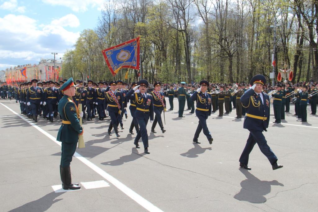 Парад Победы 9.05.2021 в Смоленске (20)
