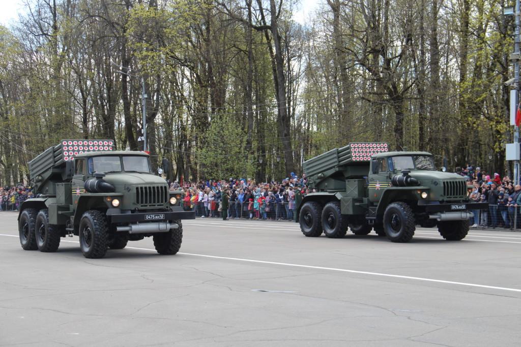 Парад Победы 9.05.2021 в Смоленске (28)