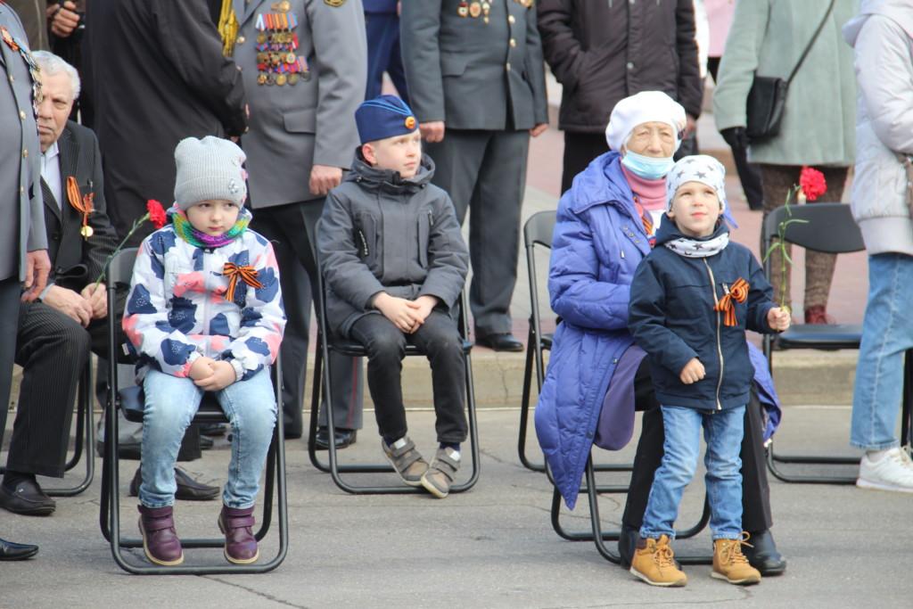 Парад Победы 9.05.2021 в Смоленске (31)