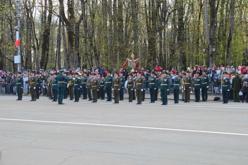 Парад Победы 9.05.2021 в Смоленске (32)