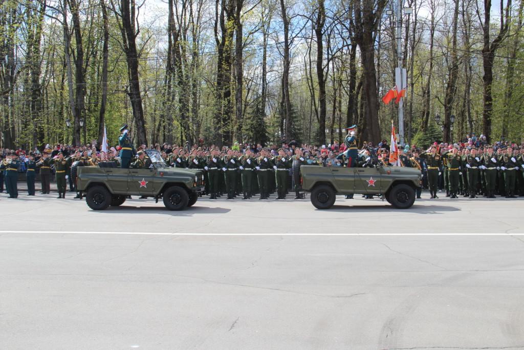 Парад Победы 9.05.2021 в Смоленске (4)