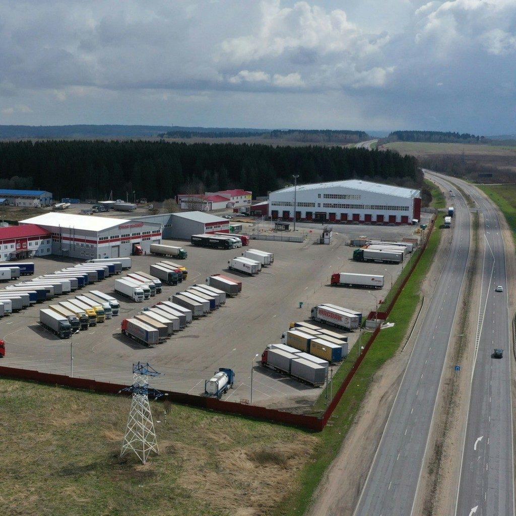 терминал никольский