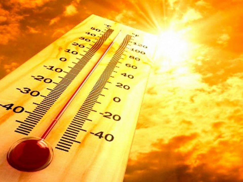аномальная жара, лето, солнце градусник (иллюстрация istockphoto.com)