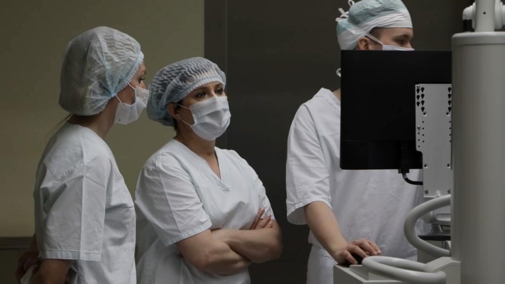 эндопротезирование колена 10.06.2021 с помощью робота, травмацентр_5 (фото МКУ ГИА Смоленска)