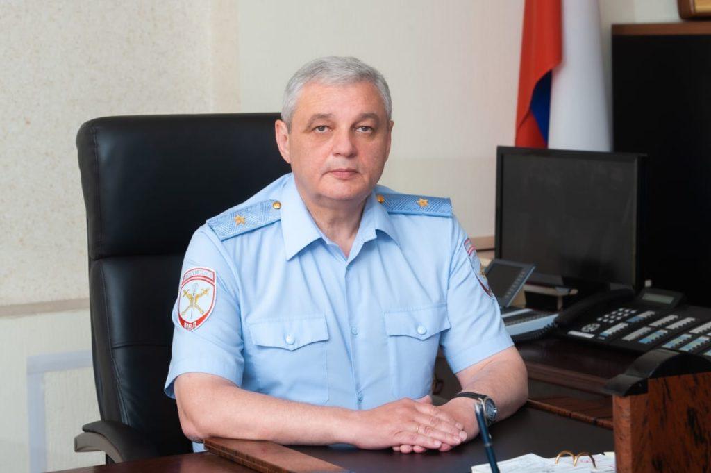 генерал-майор полиции Саржин