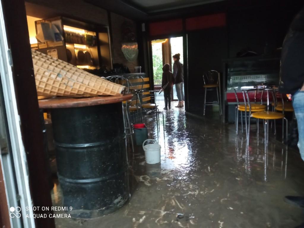 кафе потоп крым