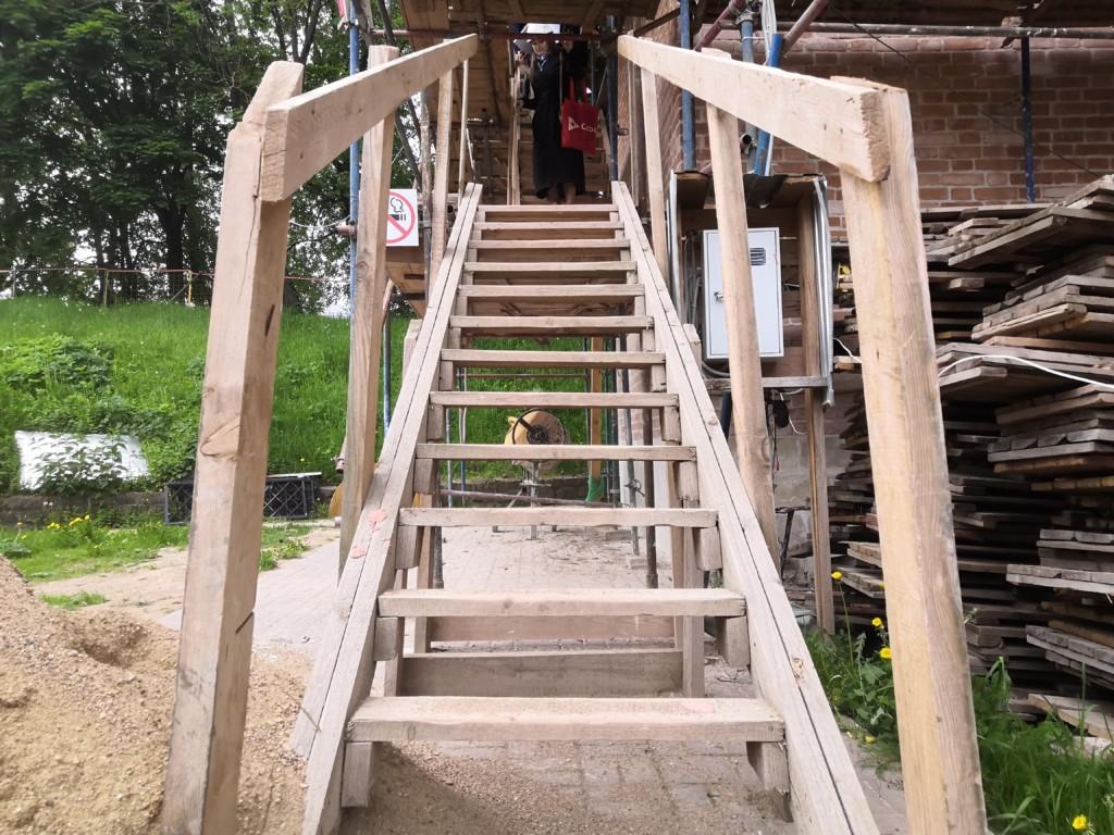 лестница на громовую