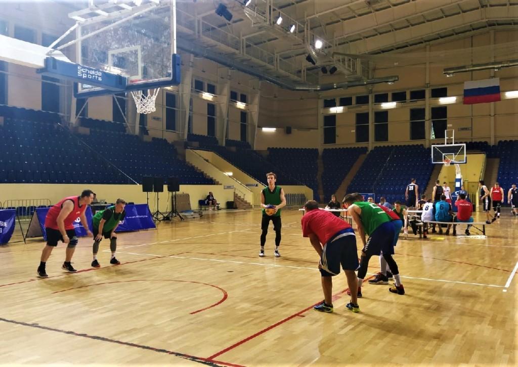 первый этап Лиги Регион, баскетбол (фото smolensk.er.ru)