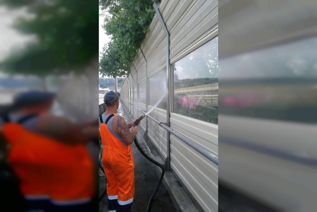ремонт беляевский путепровод
