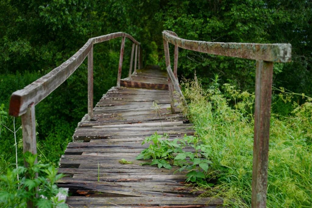 гагаринский район мост