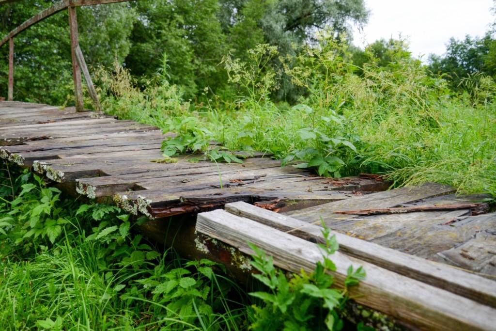 мост гагаринский район