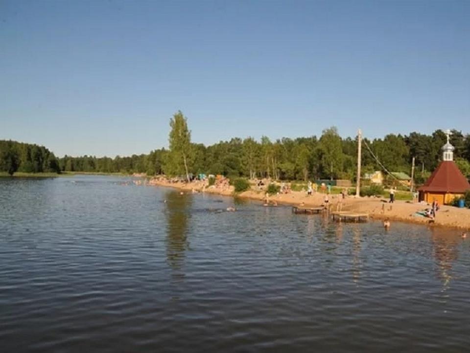 озеро Ключевое, Смоленск (фото vk.com smolspas67)