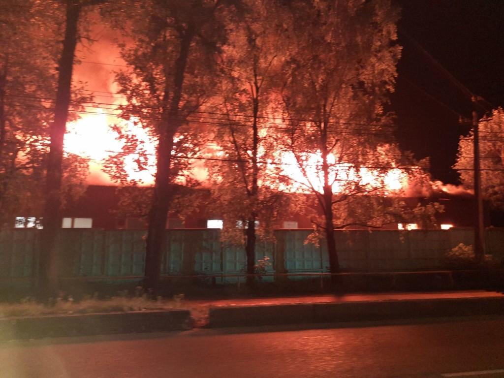 пожар 12.07.2021 на Вяземском хлебокомбинате_1