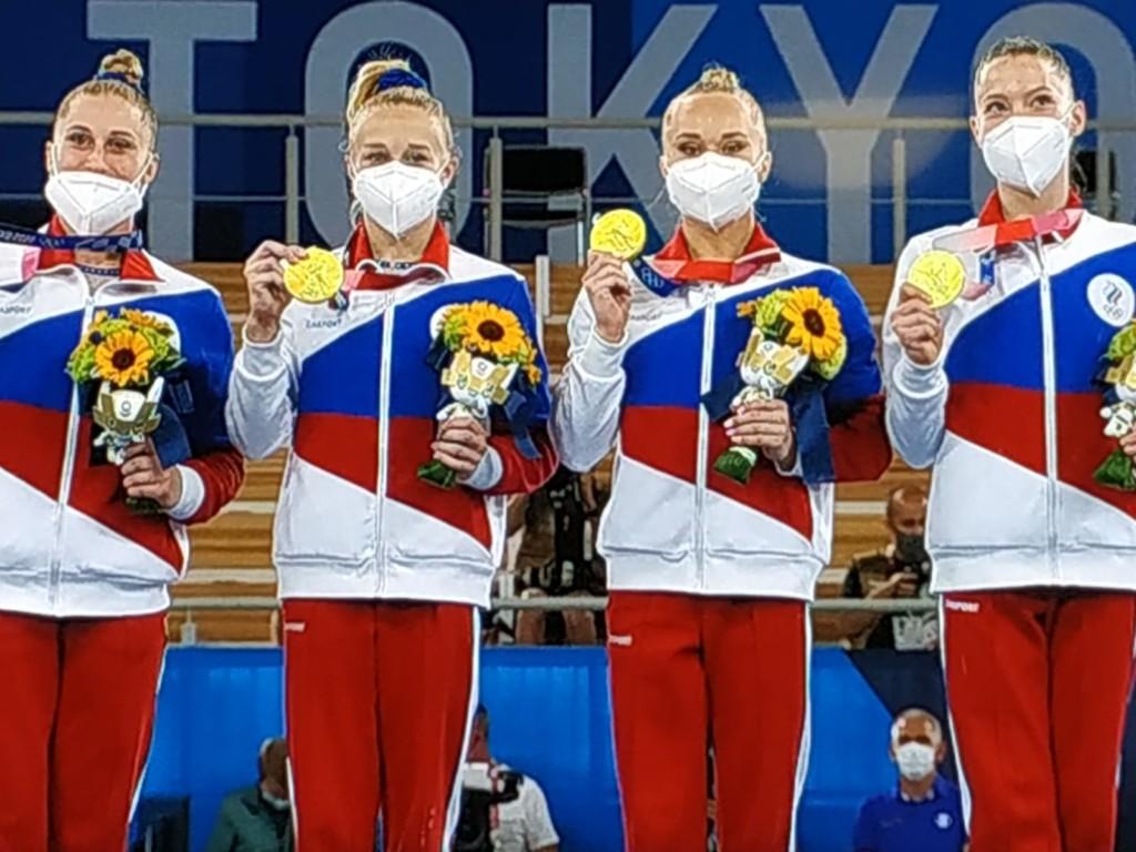 российская женская сборная по спортивной гимнастике, Ангелина Мельникова (фото sportgymrus.ru)