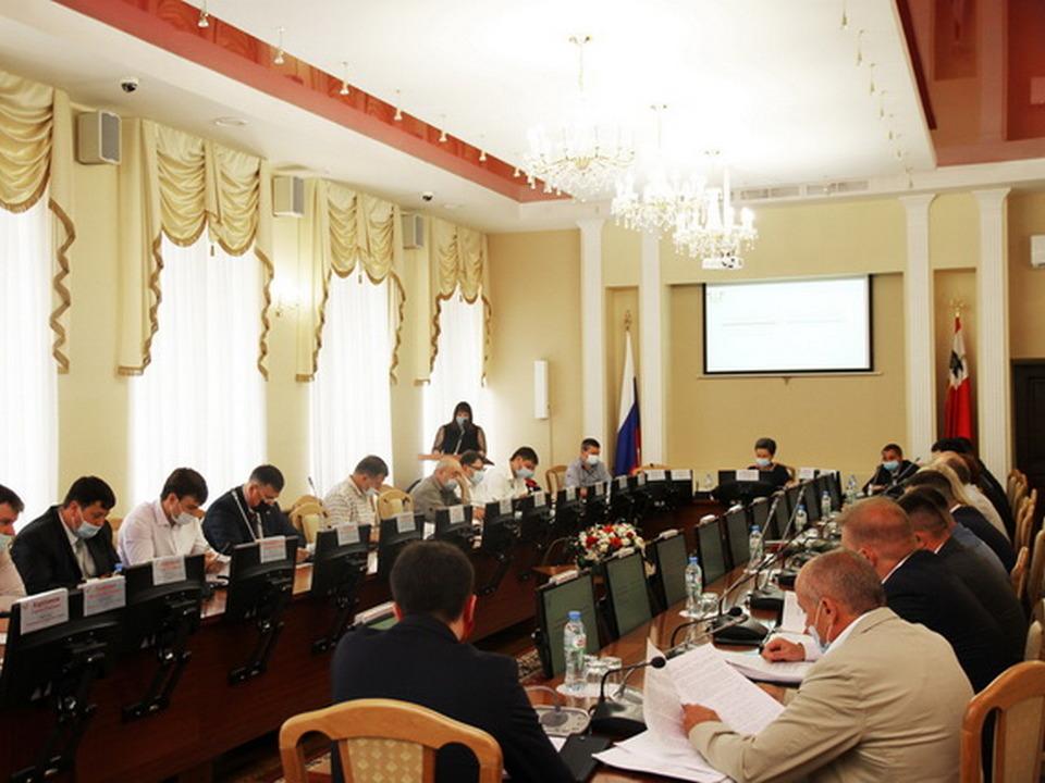 сессия 2.07.2021 Смоленского городского Совета VI созыва (фото smolsovet.ru)