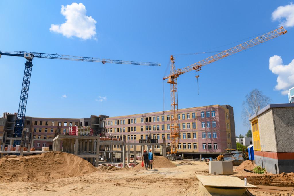 Строительство школы в Соловьиной роще потребовало дополнительного финансирования